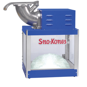 snokone machine rental